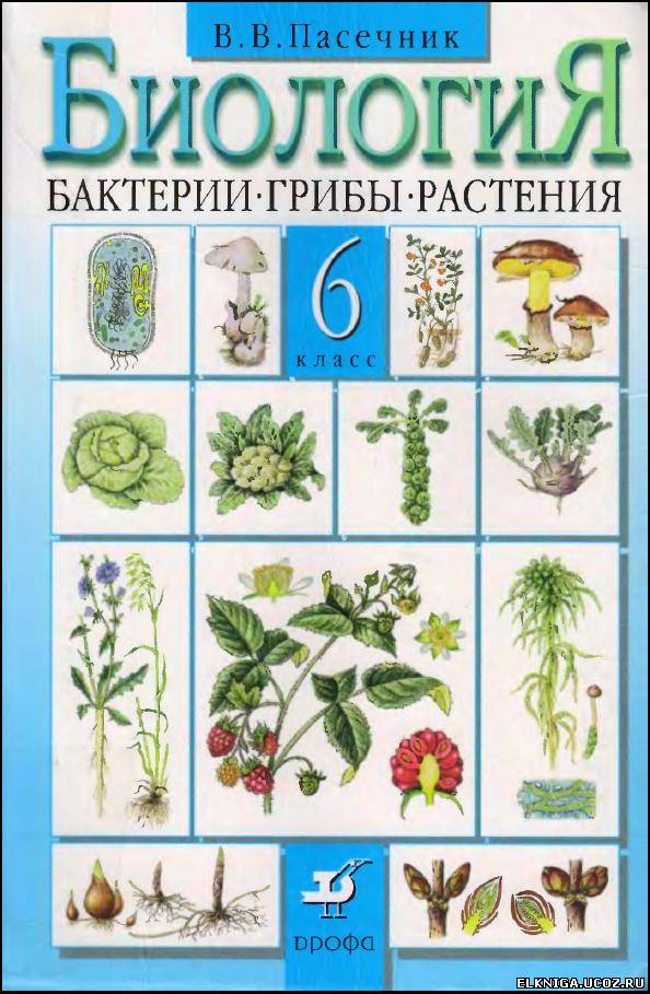 8 Класс Биология Учебник